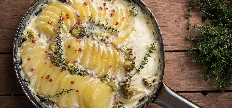 Συνταγές με Πατάτες